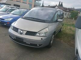 Renault Espace IV Vienatūris 2004