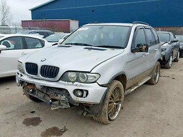 BMW X5 E53 Visureigis 2005
