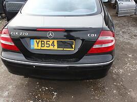 Mercedes-Benz Clk 270 W209 2006 m dalys
