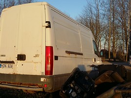 Iveco Daily 2004 m dalys
