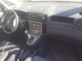 Toyota Corolla Verso 2.0D4D 2003 m dalys