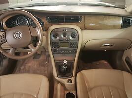 Jaguar X-Type 2005 m. dalys