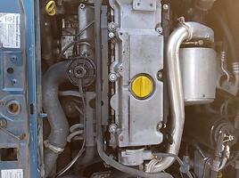 Opel Astra 2001 m dalys