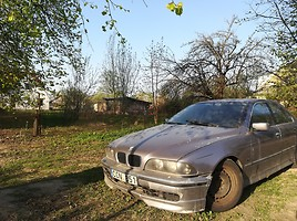bmw 525 e39 Sedanas 1998