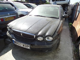 Jaguar X-Type Sedanas 2007