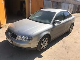 Audi A4 B6 Sedanas 2003