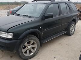 Opel Frontera Visureigis 2001