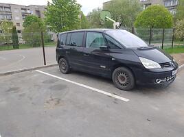 Renault Espace 2008 m dalys
