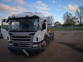 Tugboat  Scania R400 2014 y parts