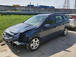 Opel Astra III 1.9 DYZELIS 88 KW  Universalas 2006