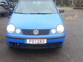 Volkswagen Polo IV PO  Hečbekas 2004