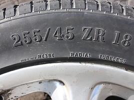 Mercedes-Benz SL 500 R18 lengvojo lydinio  ratlankiai
