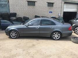 Mercedes-Benz E Klasė 2006 m dalys