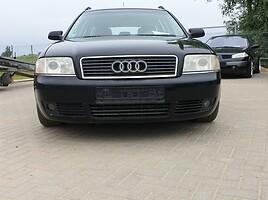 Audi A6 Dyzelinas  2004 m C5 TDI Multitronic