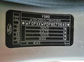 Ford Focus MK2 2009 m dalys