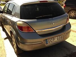 Opel Astra II 2004 m dalys