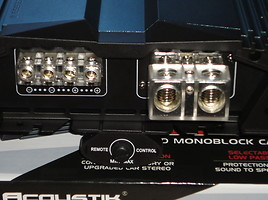 Power Acoustik overdrive