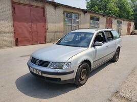 Volkswagen Passat B5 1.9 DYZELIS 85 KW Universalas 2000