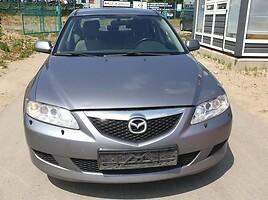 Mazda 6 I Sedanas 2006