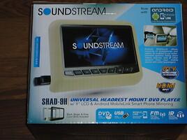 Monitoriai  Soundstream Monitorių pasirinkim