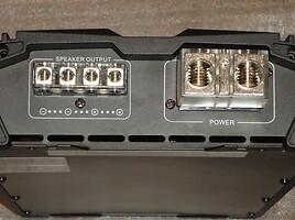 Garso stiprintuvas  Power Acoustik OD1-7500D
