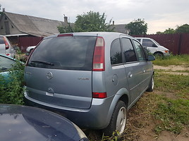Opel Meriva I 2004 m dalys