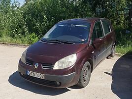 Renault Scenic II 2004