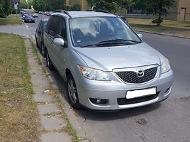 Mazda MPV Vienatūris 2006