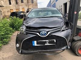 Toyota Yaris 2017 m dalys