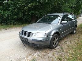 Volkswagen Passat B5 FL 2003 y parts