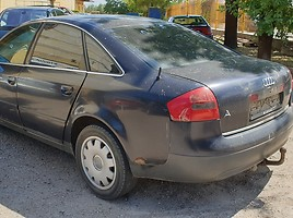 Audi A6 C5 128 1998 m dalys