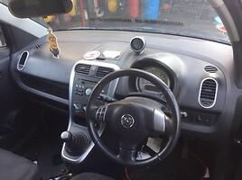 Opel Agila B 2010 m dalys