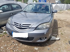 Mazda 3 I Hečbekas 2004