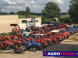 RUGPJŪČIO 16d. NAUJA  SIUNTA | AGROTEKSAS.LT Tractor