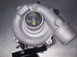 Volkswagen Caddy III 2007 m dalys