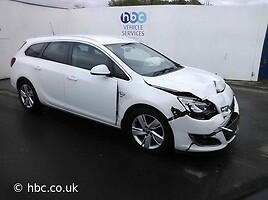 Opel Astra IV 2012 y parts