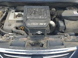 Kia Carens II 2003 m dalys