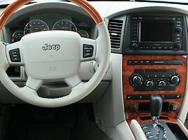Jeep Grand Cherokee III Overland 2008 г запчясти