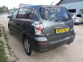 Toyota Corolla Verso 2005 m dalys