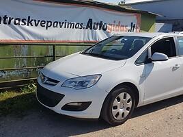 Opel Astra J  1.3CDTI  A13DTE Hečbekas 2014