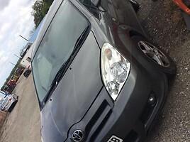 Toyota Corolla Verso 2007 m dalys