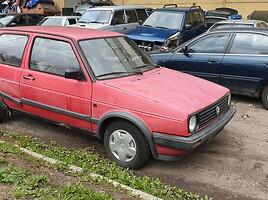 Volkswagen Golf II 53 kW Hečbekas 1987