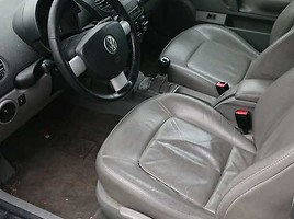 Volkswagen Beetle 2006 y parts