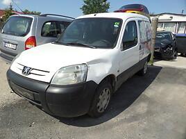 Peugeot Partner II (2008- ) Keleivinis mikroautobusas 2002