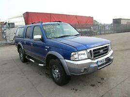 Ford Ranger 2006 m. dalys