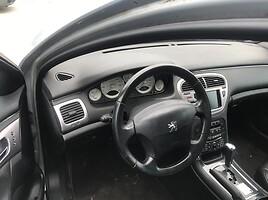 Peugeot 607 2006 m dalys