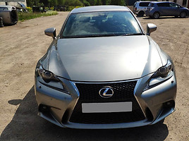 Lexus IS 300h F-Sport Sedanas 2014