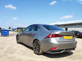 Lexus Is 300H F-Sport 2014 m dalys