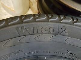 Continental VANCO2 apie 4,5mm R16C vasarinės  padangos mikroautobusams