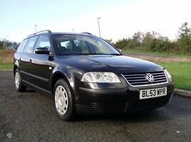 Volkswagen Passat B5 FL Sedanas 2002